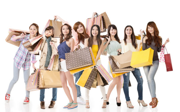 bigstock Happy Asian shopping girls on 596708842 600x374 - bigstock-Happy-Asian-shopping-girls-on-596708842